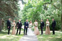 Outdoor Wedding Photography Toronto