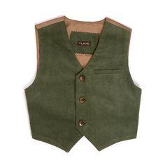 Vest  Стильный жилет выполнен из вельвета красивого зеленого оттенка. Спинка из подкладочной полухлопковой ткани. #yumekidswear #yume #yumemoda #fashion #kids #дизайн #мода #дети #одежда #style #russia #fasionkids