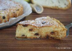 La torta di pane raffermo con le mele, una vera golosità