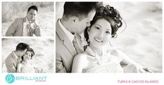 Jiamin and Michael tie the knot at Seven Stars Resort in Turks and Caicos with Brilliant Studios