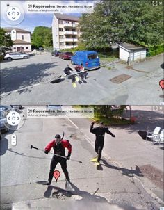 Owen's favorite Google Streetview shot.