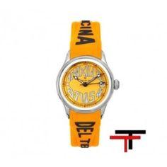 Reloj Amarillo Safi Revolution  www.tutunca.es/reloj-amarillo-safi-revolution