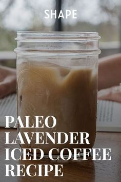 Skip Starbucks and Make This Lavender Iced Coffee Instead Skip Starbucks and make this Paleo-friendly cold brew coffee with lavender-infused milk to treat yourself at home while staying healthy and keeping your budget in check. Healthy Iced Coffee, Paleo Coffee, Cold Brew Coffee Recipe, Cold Brew Iced Coffee, Healthy Drinks, Healthy Cooking, Cooking Tips, Healthy Life, Healthy Eating