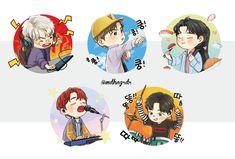 맏형레이더📡 (@mdhngrdr) on Twitter Jae Day6, Young K, Bob The Builder, Tumblr Stickers, Aesthetic Stickers, Kpop Fanart, Pop Group, Kawaii Anime, Stickers