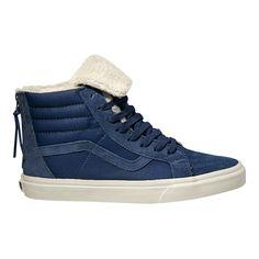 SK8-Hi Zip T.O MTE - Blue