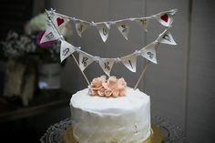 wedding day cake