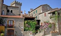 Home in ancient Capalbio. Italy real estate, Tuscany property for sale. www.lucaevillas.it
