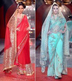 WeddingSutra Editors' Blog » Blog Archive » Suneet Verma at Delhi Couture Week 2011v