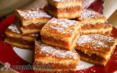 Érdekel a receptje? Kattints a képre! Hungarian Cake, Hungarian Recipes, French Toast, Dessert Recipes, Drink Recipes, Deserts, Muffin, Breakfast, Health