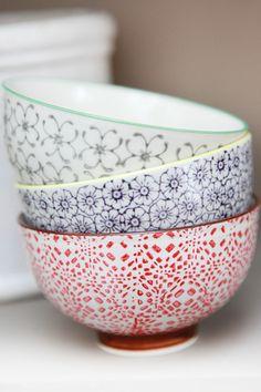patterned porcelain