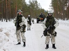Fearing Russian aggression, Finland tells 900K military reservists to be prepared 'in the event of war'