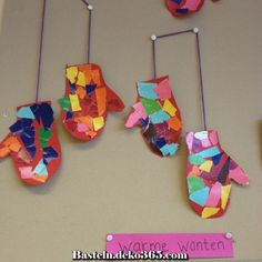 Nice winter theme: craft tips for the benefit of toddlers and children - Nice winter theme: craft tips for the benefit of toddlers and children - Winter Activities For Kids, Winter Crafts For Kids, Winter Kids, Winter Art, Winter Christmas, Christmas Crafts, Crafts To Do, Diy Crafts For Kids, Winter Thema