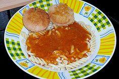 Tomatensoße wie aus der DDR Schulküche (Rezept mit Bild) | Chefkoch.de