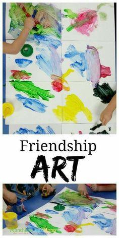 7 Best Friendship Preschool Theme Images On Pinterest Preschool