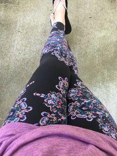 LuLaRoe unicorn leggings #lularoe #lularoeleggings #tallandcurvy #onesize