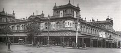Eastern Market (demolished) - Bourke Street, MELBOURNE