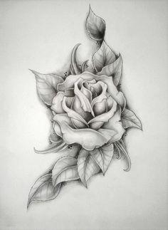 Rose (mercyys Birthday) By ~ritubimbi On Deviantart - Click for More...