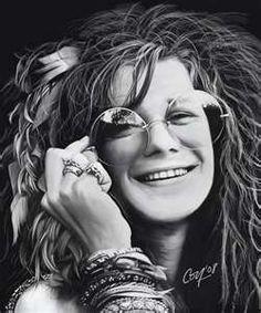 Janis Joplin :)