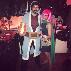 Clash of clans costume ! #clashofclans  #diy