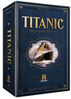 Titanic: Deluxe Centenary Edition - 100 Years Below DVD: Amazon.co.uk: DVD & Blu-ray