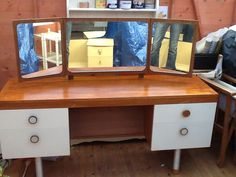 1960/70s dressing table in RR
