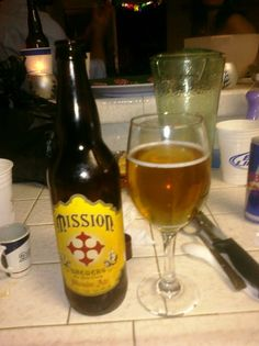 Mission Brewing - Blonde