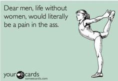 Sadly true.