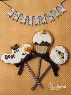 ハロウィンクッキーからの、マイチャレンジ。 の画像|豊島区長崎 アイシングクッキーSunbaked Sweets レッスン・オーダー・ノベルティなど