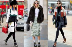 8 Fashion Rules To Break Now: No Stockings or Socks with Open-Toe Shoes.