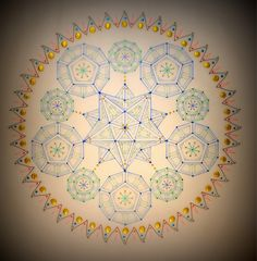 What is Sacred Geometry, and what makes it Sacred?  A fractal perspective, through an acute angle.