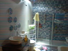 bathroom in soft light | Flickr - Photo Sharing!