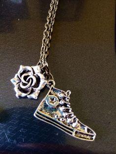 Doctor Who Tenrose Necklace i want soooooooooo bad!