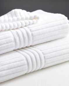Ultra luxurious Frette bath towels are super soft. I will need them in a color that hides the fact that my island home has no laundry service… what color goes best wish a washer/dryer and detergent-free laundry system?