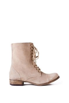MIA Shoes, Lacee Combat Boot