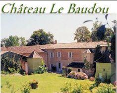 """Aujourd'hui dans le cadre de sa rubrique """"A LA DÉCOUVERTE DES MAISONS D'HÔTES & GÎTES DE CHARME"""" le Portail http://www.trouverunechambredhote.com a sélectionné pour vous : """"CHÂTEAU LE BAUDOU"""" à COUTRAS en GIRONDE en voici les coordonnées : - http://www.chateaulebaudou.com/ - email : le.baudou@wanadoo.fr - Tel : 05 57 49 16 33 / 06 11 14 73 72"""