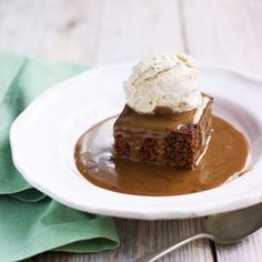 You won't be able to resist our decadent sticky toffee pudding - perfect for those who don't like traditional Christmas pudding!