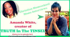 Homeschool & Truth and the Tinsel Podcast