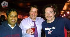 Meeting up for some craft beer, free popcorn, and Washington Wizards debates at Jackpot Bar near Verizon Center. Before the Wizards took on the Detroit Pistons we met for Jackpot's every day happy hour (4pm-8pm) and enjoyed $2 off their Victory Brewing's Headwater Pale Ale (all beer $2 off). Here's how it went down...