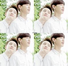 D.O and Chanyeol | Chansoo!