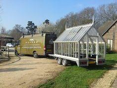 mobile greenhouse