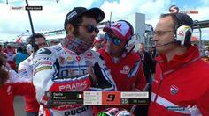 Australian GP Race - Gridwalk Danilo Petrucci