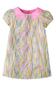 Mini Boden Print Dress (Toddler Girls) available at #Nordstrom