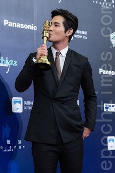 Vic Zhou Wins Best Actor at the 2013 Golden Bell Awards in a Star-studded Ceremony | A Koala's Playground