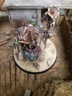 Minimoped.blogspot.com - warhammer 40k - inq28 - miniatures - painting - conversion