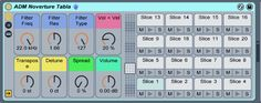 Unusual and exciting percussion: Free Ableton Live Pack Noverture Percussion Sampler Computer Music, Music Software, Kalimba, Ableton Live, Good Tutorials, Percussion, Just Giving, Master Class, Live Music