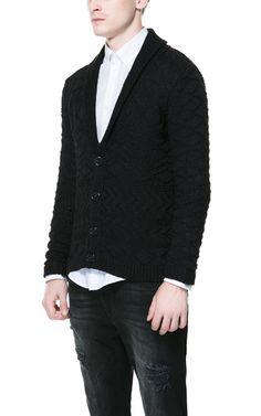 Image 2 of SHIMMER FANTASY CARDIGAN from Zara