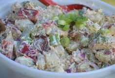 MMM Chicken Salad! #YUM