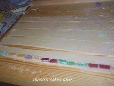 diana's cakes love: Cornulete cu rahat - aluat cu ulei Diana, Outdoor Blanket