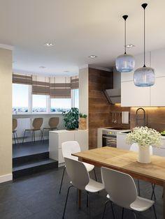 #балкон #кухня #дизайн  #design