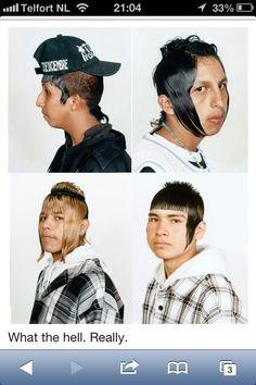 Cool haircut!!